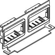 Wiremold Cilt-2ab Floor Box Communication Bracket W/(2) 2a Mini Bezels - Pkg Qty 10