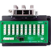 Legrand® CO2110-V1 10 x 8 Phone & Video Combo Module