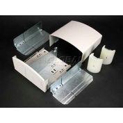 "Wiremold Ds4010a-Bz Entrance End Fitting, Metallic Bronze, 5-5/8""L - Pkg Qty 5"