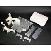 "Wiremold DS4015-DV Tee, Designer Ivory, 8-15/16""L"