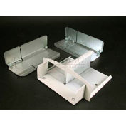 "Wiremold Ds4089-Dv Designer Series 4000 To 4000 Adapter, Designer Ivory, 5-3/4""L - Pkg Qty 10"