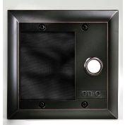 Legrand® F7596-OB Intercom Door Unit, Weather Resistant, Oil Rubbed Bronze