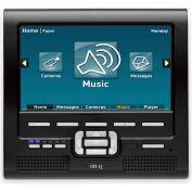 Legrand® HA5000-GB LCD Console, Gloss Black