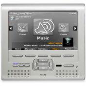 """Legrand® HA5009-TI 7"""" LCD Console with Standard lyriQ, Titanium"""