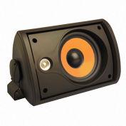 """Legrand® HT7653-BK evoQ 7000 Series 6.5"""" Outdoor Speaker, Black"""
