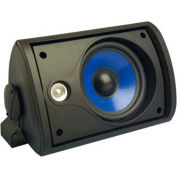 "Legrand® MS3523-BK evoQ 3000 Series 5.25"" Outdoor Speakers (Pair) Black"