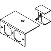 Wiremold SG2-DP Floor Box 1-Gang Duplex Receptacle
