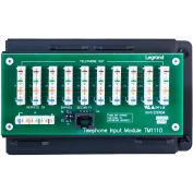 Legrand® TM1110 10-way IDC Telephone Module with RJ31X