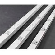 Wiremold V20gb306tr Tamper Resistant Plugmold, 125v, 15a, 3'L, 6 Outlets - Min Qty 2