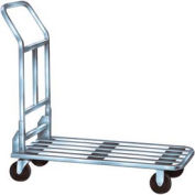 Winholt® Stocking & Marking Cart 500CH Chrome Finish Steel Tube