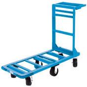 Winholt® Utility Cart 550HD Heavy Duty Rubber Wheels
