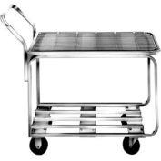 Winholt® Chrome Stocking & Marking Cart 9000-STK4