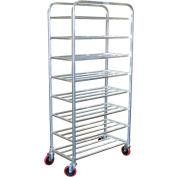 "Winholt Aluminum Universal Cart UNAL-5-WEG  5 Shelves 32""L x 16""W x 42""H"