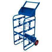 Economy Wire Reel Caddy, 150 Lb. Capacity
