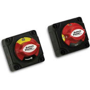 """""""Battery Doctor® Rotary Dial Disconnect Switch w/ Bottom Cover - Off/1, Both/2 - 20393"""""""