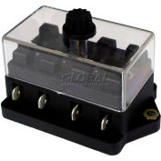Battery Doctor® ATO/ATC 4-Way Fuse Block - 30110-7