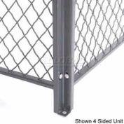 Husky Rack & Wire Channel Post Stiffener 8' Tall