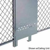 Husky Rack & Wire Fill-A-Gap Panel 7' Tall x 1' Wide