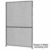 "Husky Rack & Wire 1-1/2"" Wire Mesh Panel 3' Wide x 10' Tall"