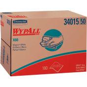 """WypAll® X60 Wipers in Brag® Box - 12-1/2""""w x 16-13/16""""d - KIM34015"""