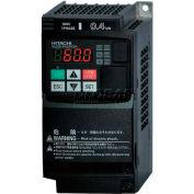 Hitachi Frequency Inverter, 0.5 HP, 100-125V, WJ200-004MF