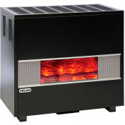 Williams Fireplace-Look Room Heater 6502922A Natural Gas 65000 BTU