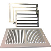 """Williams Rear-Outlet Register 6802 W/1"""" Boot For Top-Vent Models"""