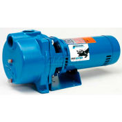 Goulds GT15 IRRI-GATOR Centrifugal Pump - Single Phase ODP Motor - 115 / 230V - 1-1/2 HP - 110 GPM