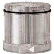 Werma 64443075 LED Rotating Light El. 24V AC/DC, IP65, Clear