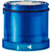 Werma 64451075 LED Blinking Light Element 24V AC/DC, IP65, Blue