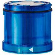 Werma 64452055 LED Flashing Light El. 24V DC, IP65, Blue
