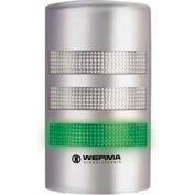 Werma 69130068 Flatsign BM 115 - 230V AC, LED-Permanent/Blinking, 256 g, Green/Yellow/Red