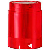 Werma 84610000 Perm. Light Element 12 - 240V AC/DC, IP54, 38 g, Red
