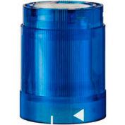 Werma 84650000 Perm. Light Element 12 - 240V AC/DC, IP54, 40 g, Blue