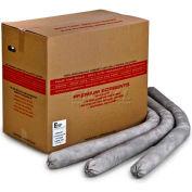 """ESP Universal Super Absorbent Flake Socks, 30GS34-SB, 3"""" x 4', 30 Socks/Box"""