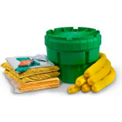 ESP 20 Gallon Chemical Eco Friendly Spill Kit, SK-H20