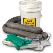 ESP Compact Mobile 5 Gallon Universal Spill Kit, SK-U5