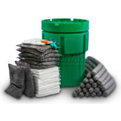 ESP 95 Gallon Universal Eco Friendly Spill Kit, SK-U95W