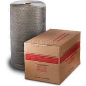 "ESP Meltblown Extra Heavy Weight Universal Roll Fine Fiber, XMBGRF, 30"" x 150', 1 Roll/Box"