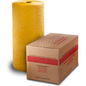 "ESP Meltblown Extra Heavy Weight Chemical Roll Fine Fiber, XMBYRF, 30"" x 150', 1 Roll/Box"