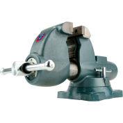 """Wilton 10200 Model C-0 3-1/2"""" Jaw Width 4-1/2"""" Throat Combination Pipe & Bench Vise W/ Swivel Base"""