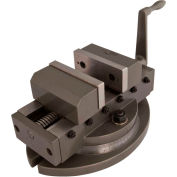 "Wilton 11713 Model SCV/SP-100 4"" Jaw Width 1-1/2"" Jaw Depth Super Precision Self Centering Vise"