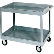 "JET® SC Series Metal Service Cart 140024 39""L x 24""W 500 Lb. Capacity"