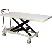 JET® SLT Series Scissor Lift Table 140780 1100 Lb. Capacity