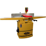 """Powermatic 1610086K Model 60HH 2HP 1-Phase 230V 8"""" Jointer W/ Helical Head Cutter"""