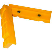 """Wilton 21111 One Size Fits All (3-6"""") Non-Marring Soft Polyurethane Jaws W/ Magnetic Back - Pkg Qty 10"""