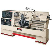 Jet 321470 GH-1440ZX Large Spindle Bore Lathe W/Newall DP700 DRO, 7-1/2 HP