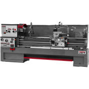 Jet 321496 GH-2280ZX Large Spindle Bore Lathe W/Collet Closer, 10 HP