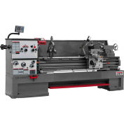 JET 321894 GH-26120ZH Large Spindle Bore Lathe, W/ Newall DP700 DRO & Taper Attachment