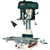Jet 350402 JMD-18PFN Milling/Drilling Machine W/Acu-Rite Vue DRO, 2 HP
